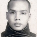 Sayadaw at age 26 after graduating from his Dhammachariya studies.