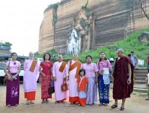 Patau Dawji Pagoda, Sagaing